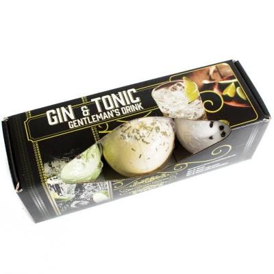 """BOMBES DE BAIN """"GIN TONIC"""""""