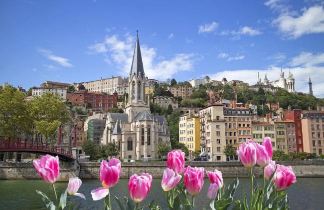 Livraison de bouquets de fleurs à Lyon