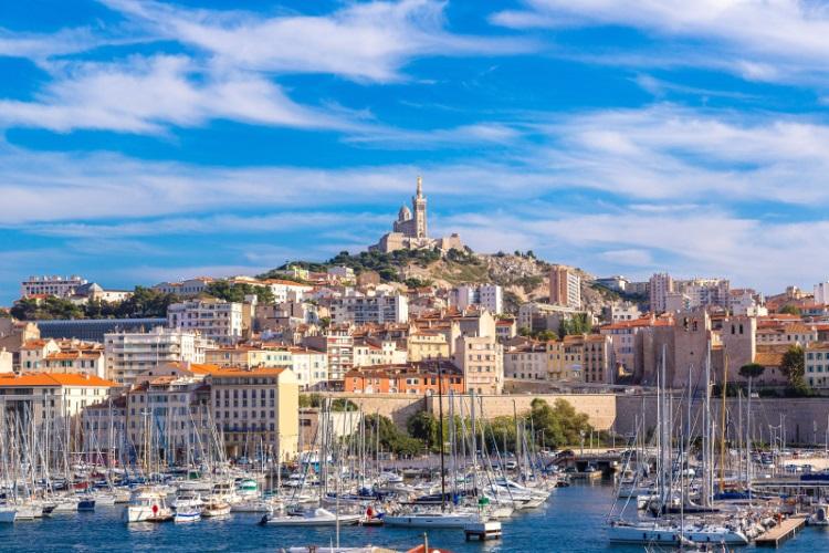 Livraison de bouquets de fleurs à Marseille