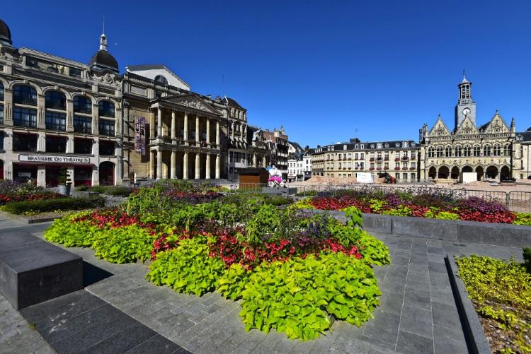 Livraison de bouquets de fleurs à Saint Quentin