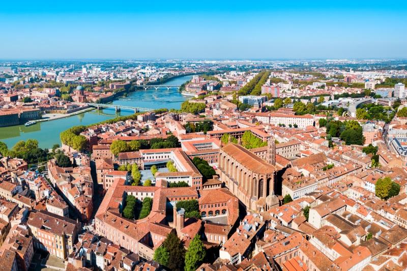 Livraison de bouquets de fleurs à Toulouse